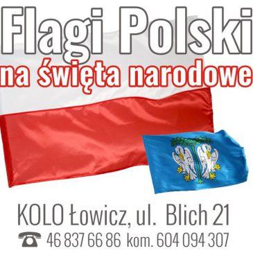 Narodowa Flaga Polski