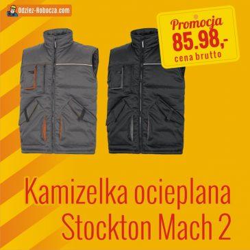 Jesienne promocje 2019 – Kamizelka ocieplana Stockton Mach 2