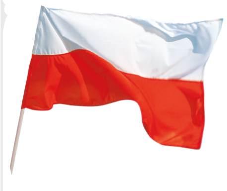 Flaga Polski - KOLO Odzież Robocza