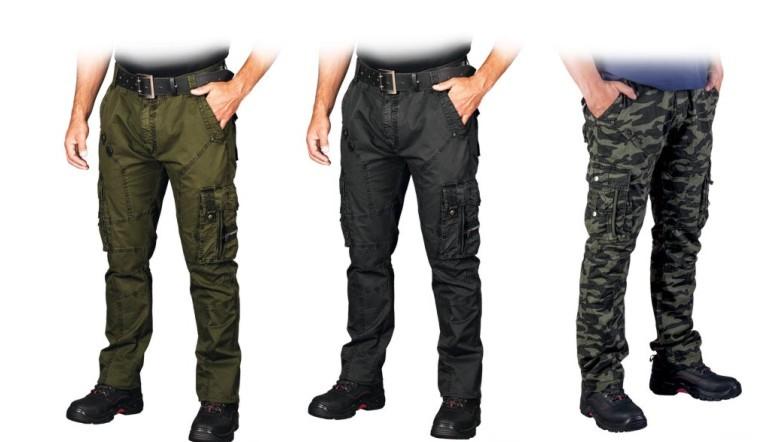 d7b148a785c91 Spodnie ochronne typu bojówki - Ubrania robocze - Spodnie - Kolo ...