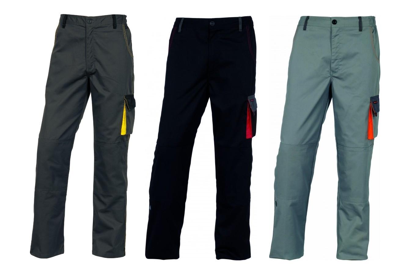 0708800dccc0e1 Spodnie robocze D-MACH z poliestru i bawełny - Ubrania robocze ...